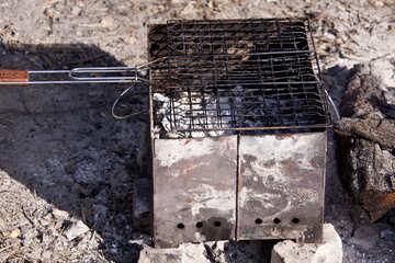Barbecue  Folding №5899