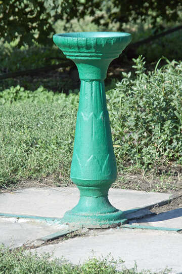 Drinking  fountain №5655
