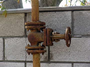 Gas control valve №5417
