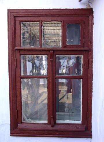 Ein kleines Fenster. №5419