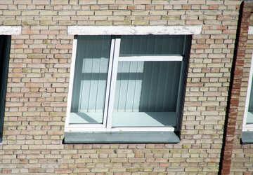 Жалюзи закрывают окно №5760