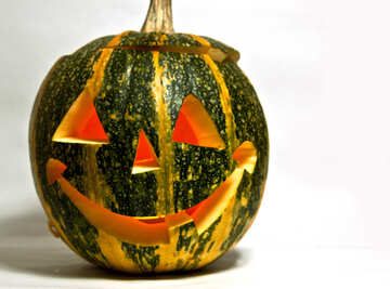 Pumpkin  Lamp №5970