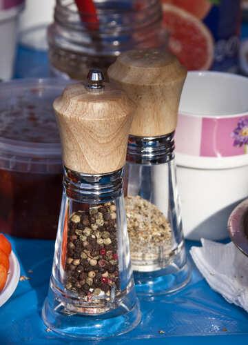 Pepper  and  salt №5889