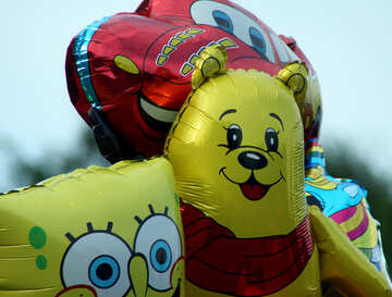 Inflatable cartoon characters №5114