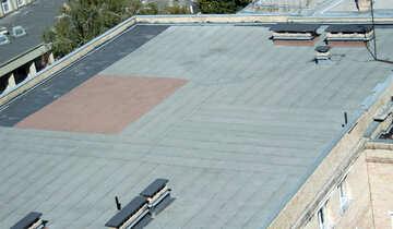 Flat  roof №5747