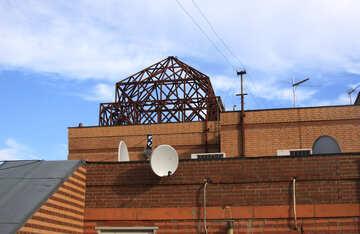 Roof   aerials №5782