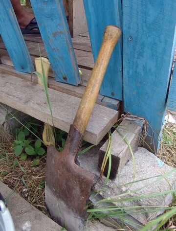 Sapper shovel №5823