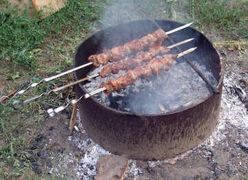 Meats  at  coal №5858