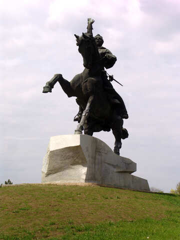 The founder of Tiraspol №5386