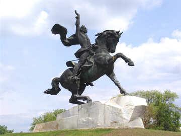 Памятник Суворову №5363
