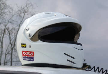 OMP Racing Helmet Roof №5145