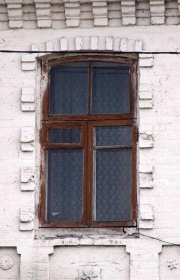Fenster in einem alten Haus №5218
