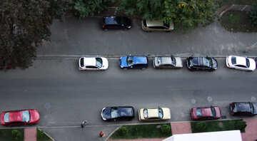 Parking  along  road №5767