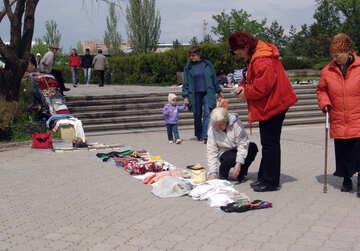 Flea market №5362
