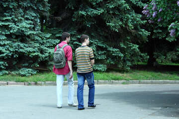 Two guys №5029