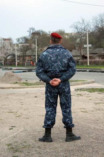 Militiaman №5200