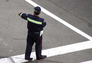 Road Policeman №5223