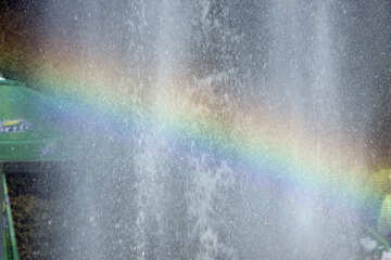 Rainbow   spray №5698