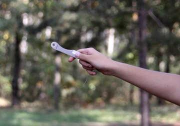 Cuchillo que lanza №5558