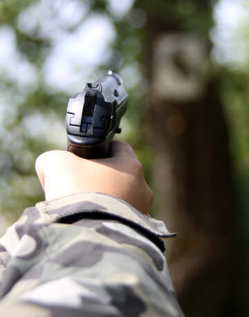 Practice shooting №5570