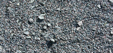 Texture . Screenings . Small  gravel. №5633