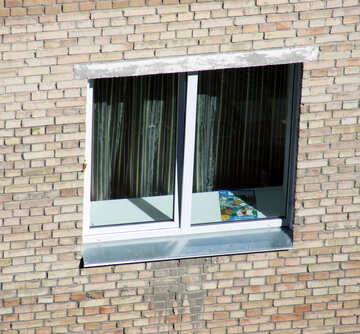 Металлопластиковое окно №5766