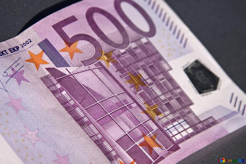 Евро валюта 500 №5906