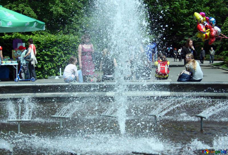Картинка положительное влияние фонтанов на человека