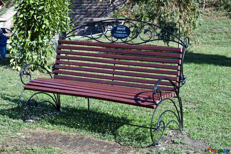 Forged  bench №5622