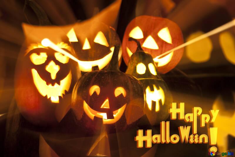 Хэллоуин картинка на рабочий стол №5934