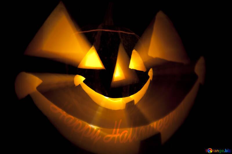 Funny  pumpkin №5945