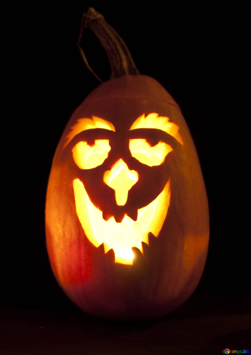 Halloween  Head   №5926