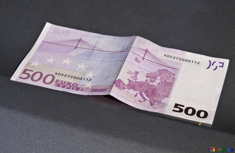 Купюра 500 евро №5903