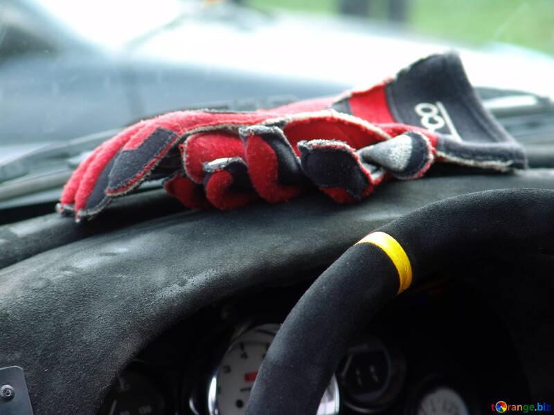 Перчатки гоночные sparco №5142
