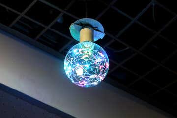 ball globe lights №50384