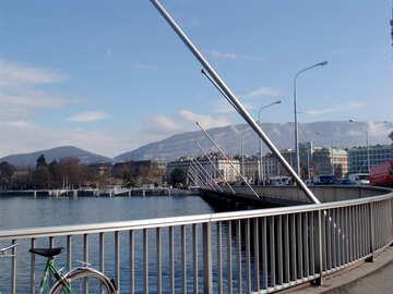 Mont Blanc Bridge №50087