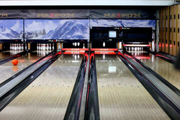 Bowling alley №50382