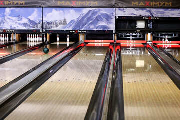 bowling alley №50383