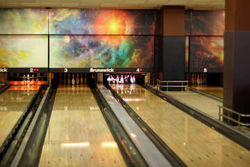Bowling alley №50413