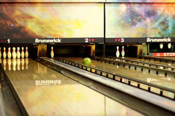 bowling alley №50415