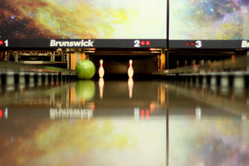 Bowling alley №50448