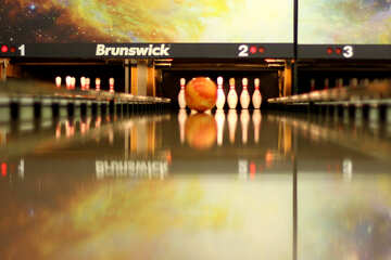 spinner bowling alley №50450