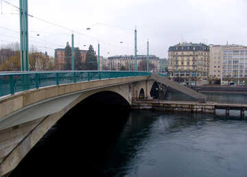 Geneva Bridge №50034