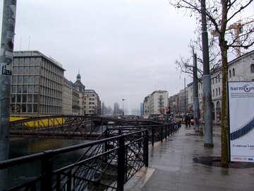 The Geneva bridges №50032