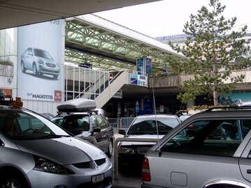 Aparcamiento en el aeropuerto de Ginebra №50126
