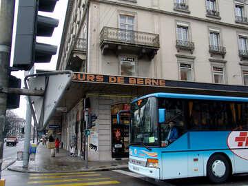 Öffentlicher Verkehr in Genf №50110