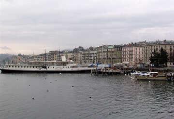 Das Schiff in Genf №50061