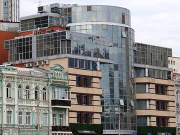 Glass Building №50778