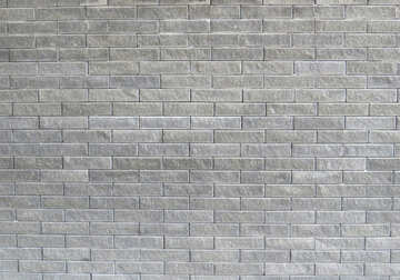 gray brick wall texture №50483
