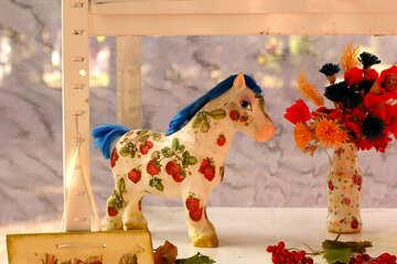 Horse apples №50967